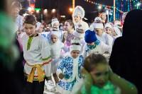 Туляки отметили Старый Новый год ледовым шоу, Фото: 42