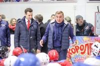 Мастер-класс от игроков сборной России по хоккею, Фото: 50