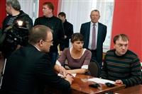 Владимир Груздев в Ясногорске. 8 ноября 2013, Фото: 26