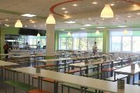 В Туле продолжается модернизация школьных столовых, Фото: 7