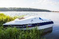 Самодельный катер Юрия Овсянникова, Фото: 6