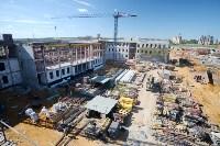 Строительство суворовского училища. 6 июля 2016 года, Фото: 17