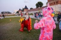 На тульском «Газоне» прошла пижамная вечеринка, Фото: 89