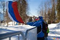 Состязания лыжников в Сочи., Фото: 54