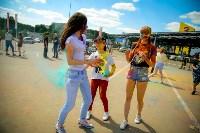 В Туле прошел фестиваль красок и летнего настроения, Фото: 92