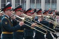 По праздничной Туле прошли духовые оркестры, Фото: 14