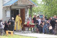 Жуткое ДТП в Суворове: проститься с погибшим полицейским пришли сотни человек, Фото: 8
