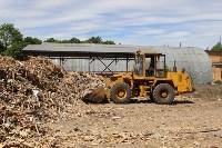 В Тульской области незаконно сжигали московский мусор, Фото: 35
