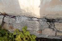 Жители Щекино: «Стены и фундамент дома в трещинах, но капремонт почему-то откладывают», Фото: 22