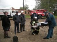 Сотрудники МЧС отработали действия при нарушении электроснабжения, Фото: 4