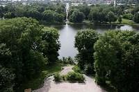 Алексей Дюмин осмотрел  Богородицкий дворец-музей и парк, Фото: 7