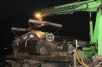 В жутком ДТП в поселке Рассвет погиб пассажир Audi A6, Фото: 10
