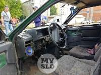 Серьезное ДТП на Зеленстрое: водитель «девятки» от удара вылетел из машины, Фото: 9