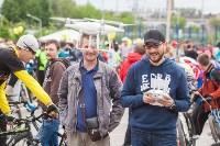 В Туле прошел большой велопарад, Фото: 130