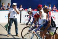 Всероссийские соревнования по велоспорту на треке. 17 июля 2014, Фото: 13