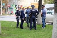 """Задержание водителя """"Ягуара"""" в центре Тулы, Фото: 3"""