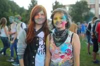 ColorFest в Туле. Фестиваль красок Холи. 18 июля 2015, Фото: 56