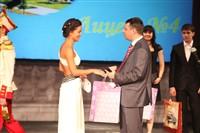 Владимир Груздев поздравил тульских выпускников-медалистов, Фото: 97