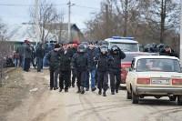 Бунт в цыганском поселении в Плеханово, Фото: 15