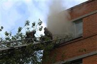 Пожар в бывшем профессиональном училище, Фото: 5