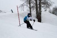 Второй этап чемпионата и первенства Тульской области по горнолыжному спорту., Фото: 7