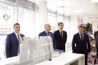 В Туле открылось первое почтовое отделение нового формата, Фото: 23