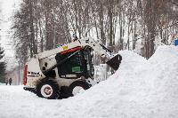 Последствия снежного циклона в Туле, Фото: 63