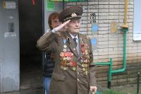 У домов тульских ветеранов прошли парады, Фото: 9