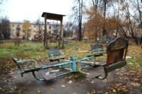 Снос сараев, Фото: 2