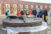Школьники побывали на экскурсии к мемориалу «Защитникам неба Отечества», Фото: 4