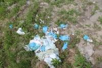В тульском Заречье жители год добиваются ликвидации ядовитой свалки, Фото: 23