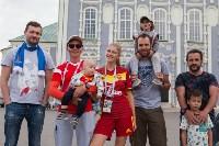 Футбол на большом экране в Тульском кремле, Фото: 77