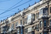 Сосульки на крышах Тулы, 21.01.2016, Фото: 8