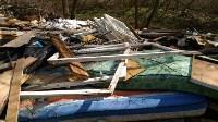 В Туле на берегу Тулицы обнаружен незаконный мусорный полигон, Фото: 8