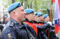 У домов тульских ветеранов прошли парады, Фото: 3