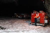 В Туле пожарные потушили сарай рядом с жилым домом, Фото: 4