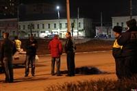 В Туле микроавтобус насмерть сбил пешехода, Фото: 6