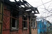 Из-за пожара тульская семья живет в сарае , Фото: 3