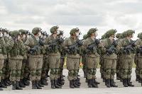 В Туле прошла первая репетиция парада Победы: фоторепортаж, Фото: 9