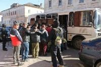 Масштабная проверка мигрантов на Центральном рынке, Фото: 10