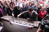 Открытие торговых рядов в Тульском кремле. День города-2015, Фото: 38