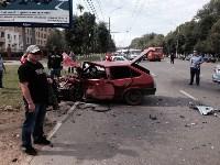 Массовое ДТП на проспекте Ленина, Фото: 11