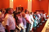 Торжественное собрание в честь Дня железнодорожника, Фото: 3
