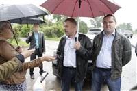Юрий Андрианов пообещал повысить эффективность и качество ремонта дорог, Фото: 4