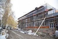 Ремонт школы в Киреевске, Фото: 13