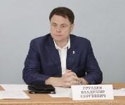 Владимир Груздев в Каменском районе. 4.08.2015, Фото: 1