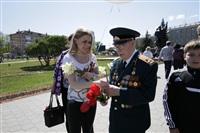 Празднование 69-й годовщины победы в Великой Отечественной войне на площади Победы. Тула, Фото: 49