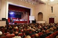 Владимир Груздев с визитом в Алексин. 29 октября 2013, Фото: 21