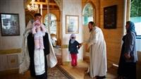 Крещение жителей Новомосковска, Фото: 32