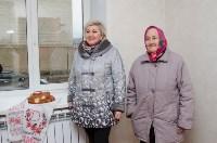 В Дубне жители дома ансамбля промышленной усадьбы Мосоловых получили ключи от новых квартир, Фото: 9